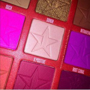 "BNIB Jeffree Star ""Blood Sugar"" Eyeshadow Palette"
